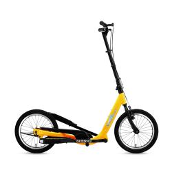 Vélo stepper STEPWING W16 jaune