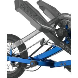 vélo stepper stepwing G1 bleu